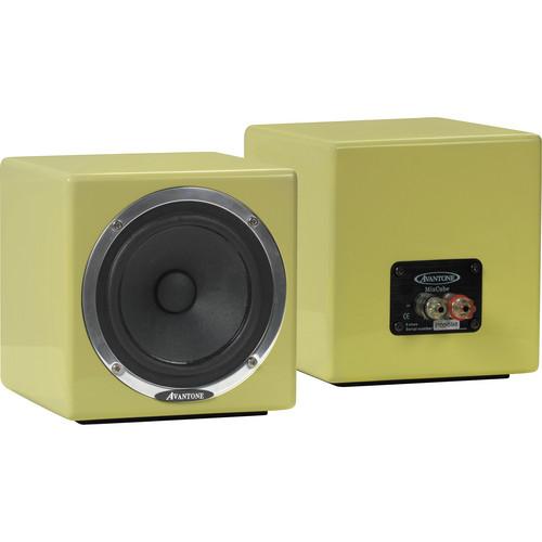 Avantone Pro Avantone MixCube Full-Range Mini Reference Monitor (Retro-Cream) - Single
