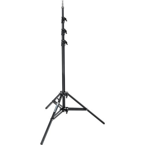 Avenger Baby Alu Stand 35 with Leveling Leg (Black, 11.5')