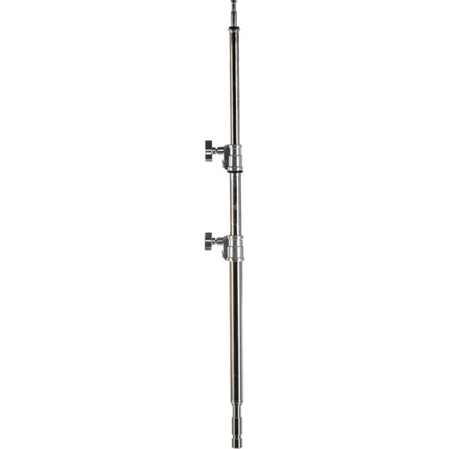 """Avenger A2014 20"""" Double Riser 4.5' Column for C-Stand (Chrome-plated)"""