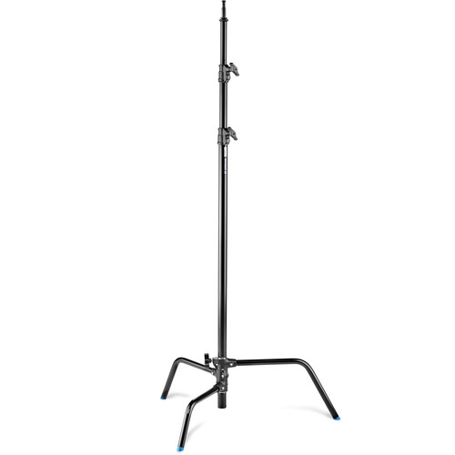Avenger Turtle Base C-Stand (9.8', Black)