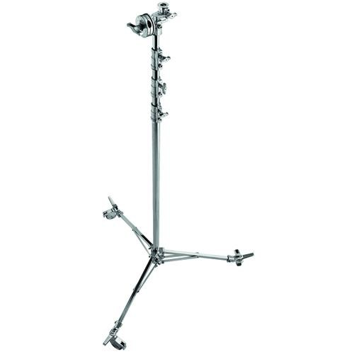 Avenger Overhead Stand 43 with Braked Wheels (Chrome-plated, 14.3')