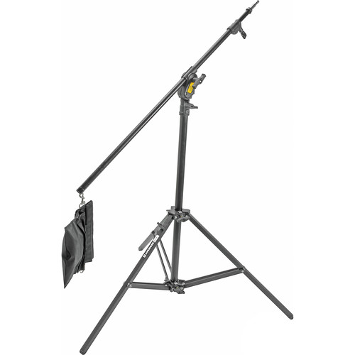 Avenger A4041B Aluminum Boom Stand 41 (13.5', Black)