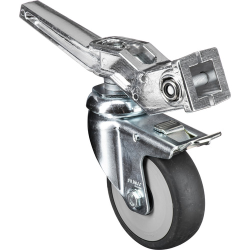 Avenger A9000N Wheel Set with Brakes (Silver)