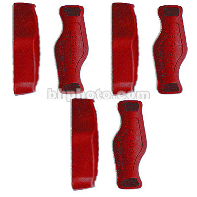 Avenger T-Tops - Set of 6 - Red