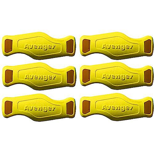 Avenger T-Tops - Set of 6 - Yellow