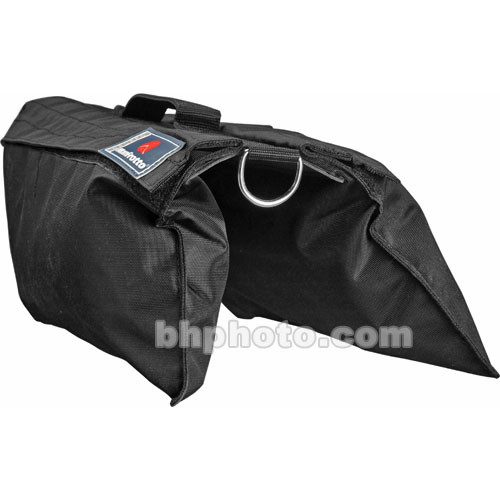 Avenger Large Sand Bag, 35 lb (Black)