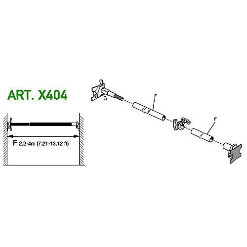 Avenger X404 CrossPole Kit