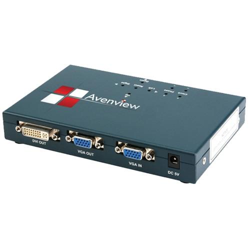 Avenview DVI to VGA Converter