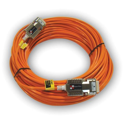 Avenview 49' (15 m) DVI-D Extender Over Fiber Optical Cable