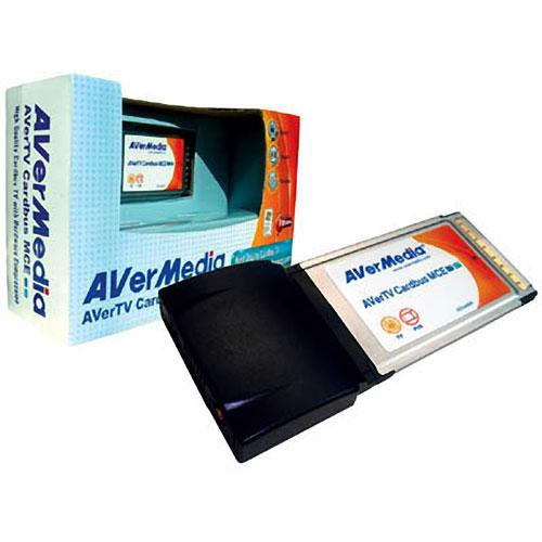 AVerMedia AVerTV CardBus MCE TV Tuner
