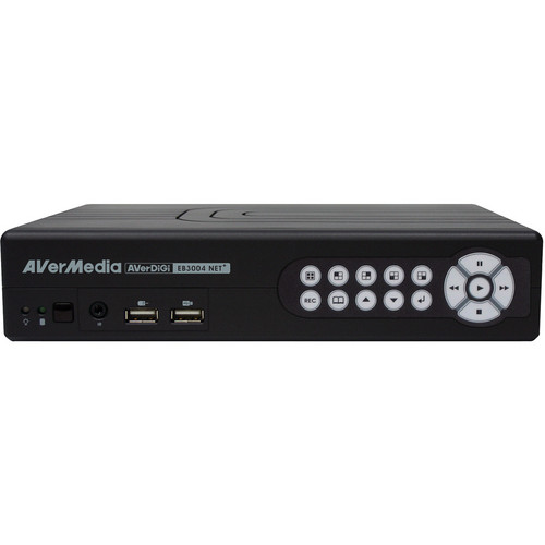 AVerMedia AVerDiGi EB3004 NET 4-CH DVR (No HDD)