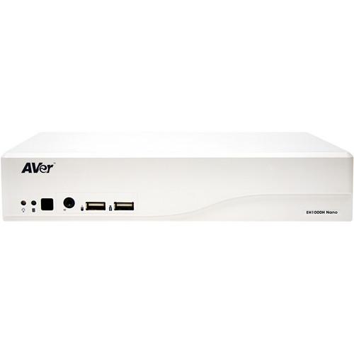 AVer 16-channel NEH1116HN Hybrid DVR