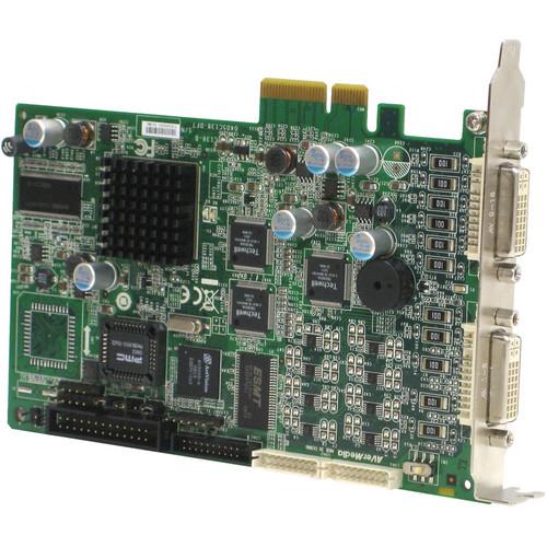 AVer Hybrid DVR Card (16 Channels, 480 fps)