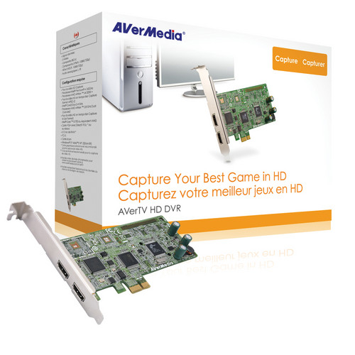AVerMedia AVerTV HD Digital Video Recorder for PC