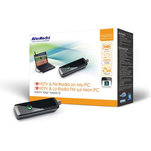 AVerMedia AVerTV Volar Hybrid Q TV Tuner