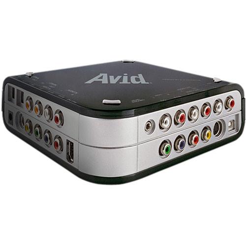 Avid Liquid Pro Breakout Box Hardware