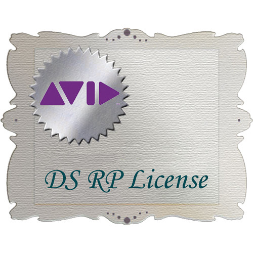 Avid Additional DS RP License (Single / Dual Processor System)
