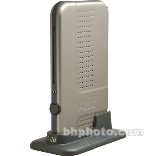 Avid Mojo SDI - Portable Digital Nonlinear Accelerator with SDI