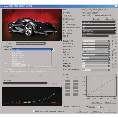 Avid DS 10.5 Software