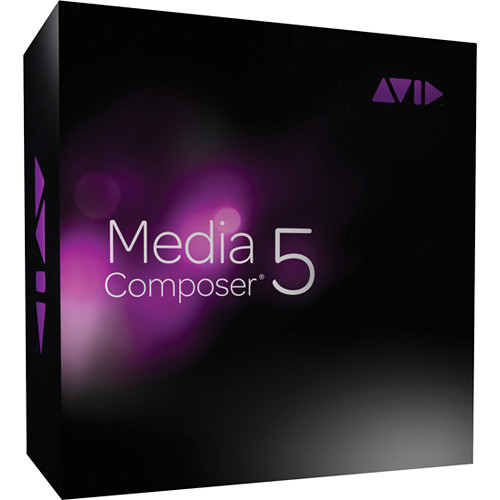 Avid Upgrade Media Composer 5.5 with Production Suite