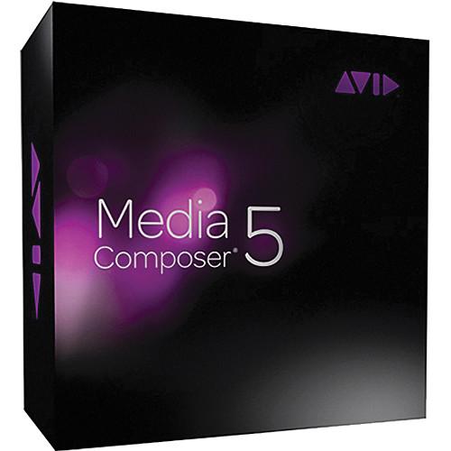 Avid Technologies Crossgrade Apple Final Cut Pro to Media Composer 5.5