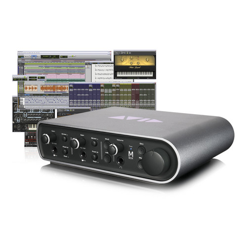 Avid Technologies Mbox 3 High-Performance Personal Studio and Recording System