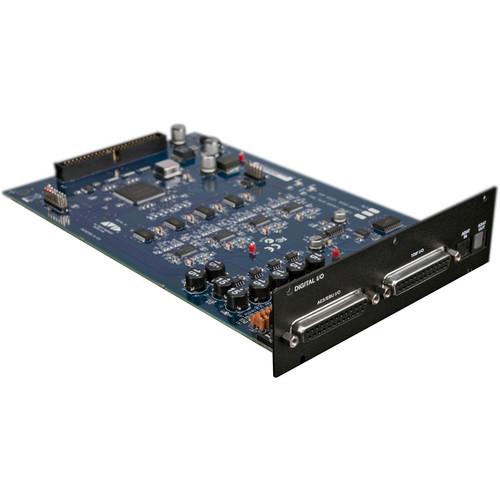 Avid HD I/O Digital Option - Digital Input/Output Interface