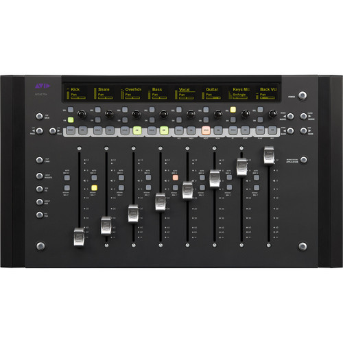 Avid Artist Mix Touch-Sensitive Fader Control Surface