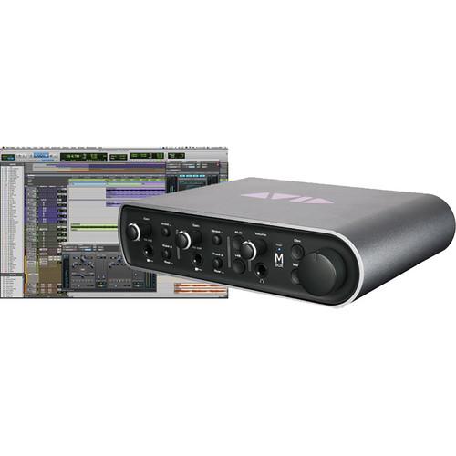 Avid Pro Tools Express + Mbox - ProTools Studio Bundle (Educational Discount)