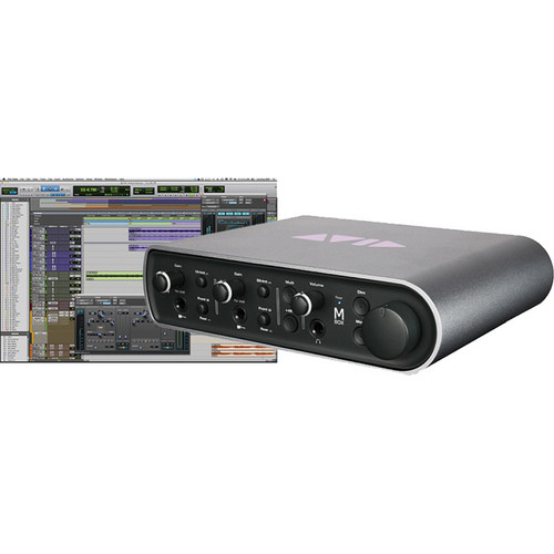 Avid Technologies Pro Tools Express + Mbox - ProTools Studio Bundle (Educational Discount)