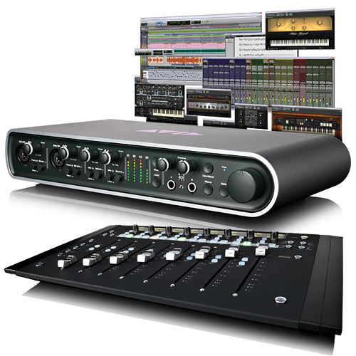 Avid Mbox Pro Artist Bundle - Pro Tools Mixing and Recording System
