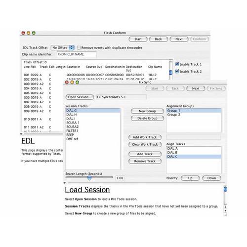 Avid Synchro Arts Titan - Audio Post Production Plug-In