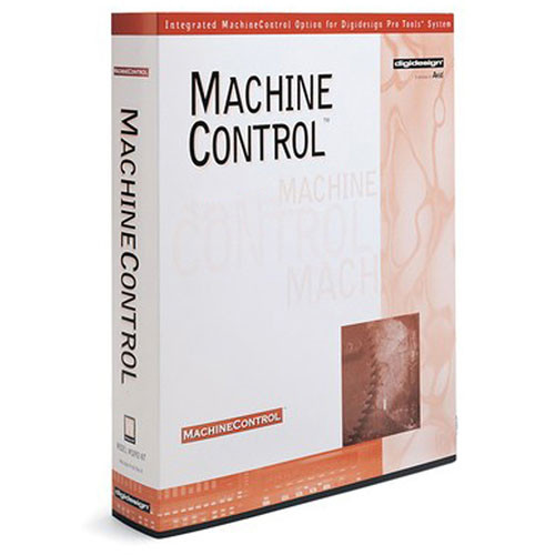 Avid Technologies Machine Control - External Audio/Video Device Control Software (Mac)
