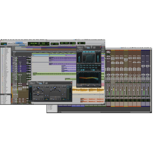 Avid Technologies Pro Tools 10 HD Upgrade From Pro Tools 7 HD