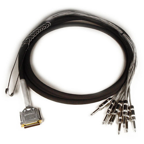 Avid Technologies DB25-TS +4 dBu/-10 dBV Padded DigiSnake - Output Snake (12-Foot)