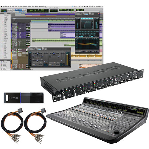 Avid Technologies AVID C24 ProTools Studio Bundle