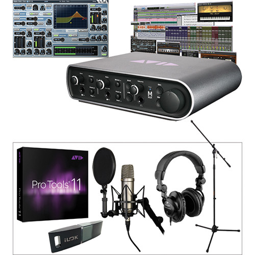 Avid Mbox Vocal Studio + Pro Tools 11