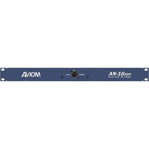 Aviom AN-16SBR - A-Net System Bridge (Pair)