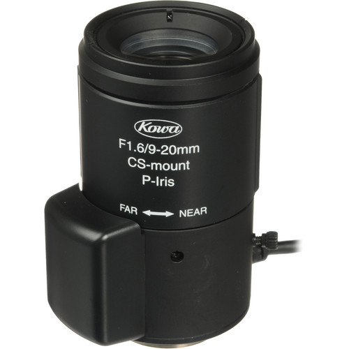 Axis Communications 5502-801 Varifocal Day/Night Lens