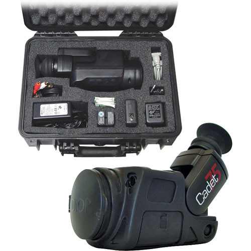 Axsys Technologies Cadet75 Handheld Thermal Camera Kit