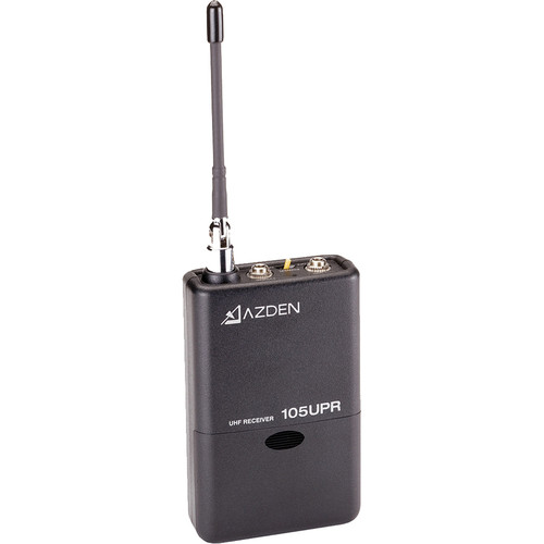 Azden 105UPR UHF On-Camera Receiver