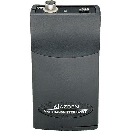 Azden 32BT Bodypack Guitar Transmitter (A1)