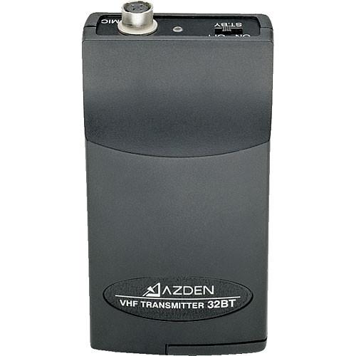 Azden 32BT Bodypack Guitar Transmitter (C2)