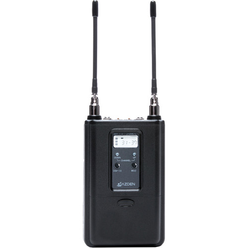 Azden 330UPR UHF On-Camera Dual Receiver