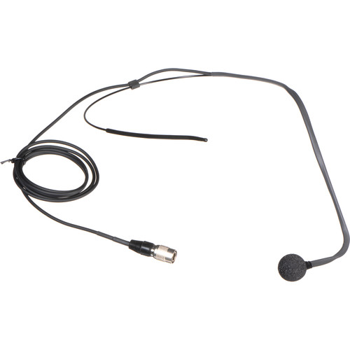 Azden HS-9H Headset Mic with 4-Pin Connector