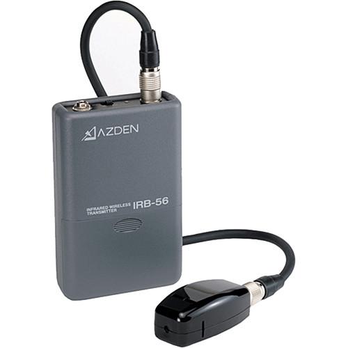 Azden IRB-56 6-Channel Body Transmitter