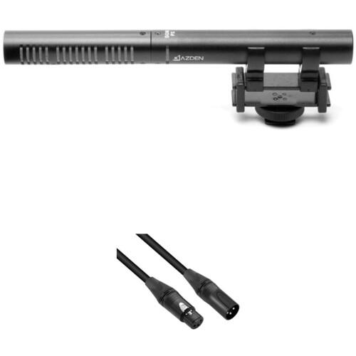 Azden SGM-PII Shotgun Microphone Kit