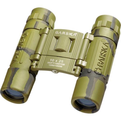 Barska 10x25 Lucid View Binocular (Camouflage)
