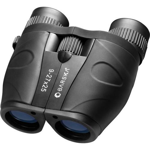 Barska 9-27x25 Gladiator Compact Zoom Binocular