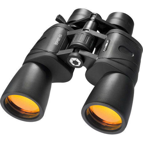 Barska 10-30x50mm Gladiator Zoom Binocular(Clamshell Packaging)